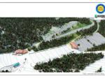 Artist\'s impression of Las Vegas ski resort