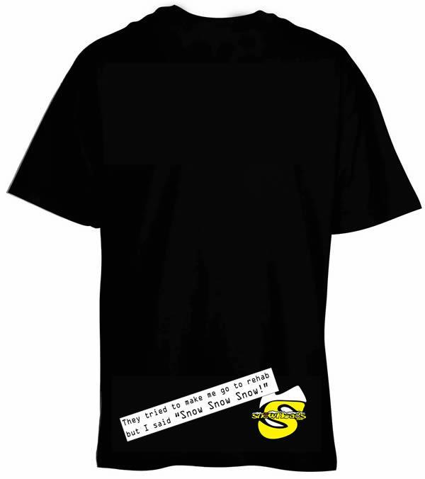 2012 T-shirt Back