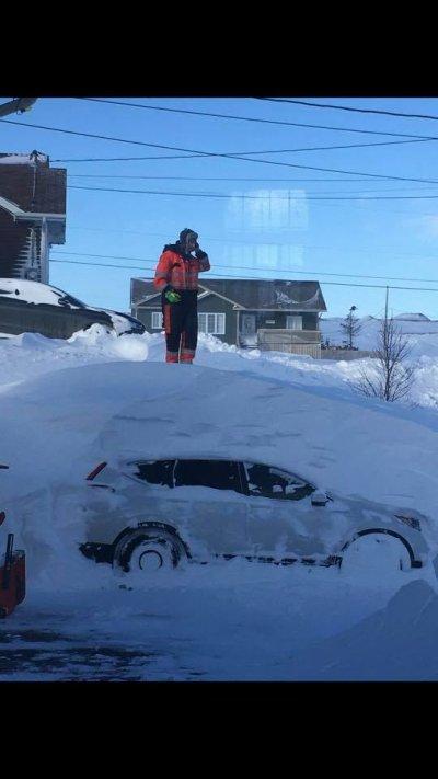 """Image result for pictures of snowmageddon newfoundland"""""""
